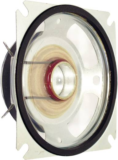 Breedband-luidsprekerchassis 3.3 inch Visaton SL 87 WPM 20 W 4 Ω