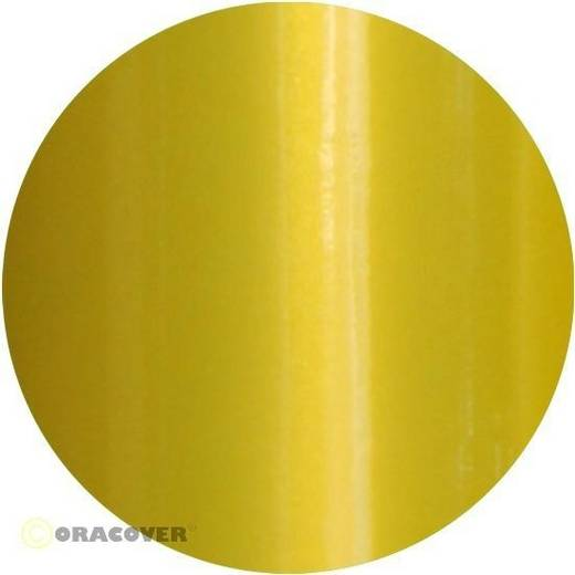 Oracover Orastick 25-036-002 Plakfolie (l x b) 2000 mm x 600 mm Parelmoer geel
