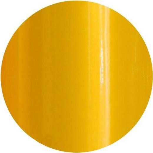 Sierstroken Oracover Oraline 26-037-001 (l x b) 15000 mm x 1 mm Parelmoer goudgeel