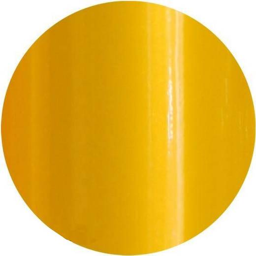 Strijkfolie Oracover 21-037-002 (l x b) 2000 mm x 600 mm Parelmoer goudgeel