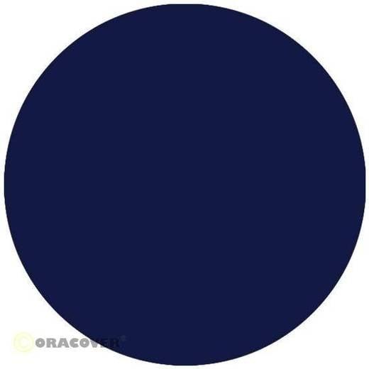 Oracover Easyplot 50-052-010 Plotterfolie (l x b) 10000 mm x 600 mm Donkerblauw
