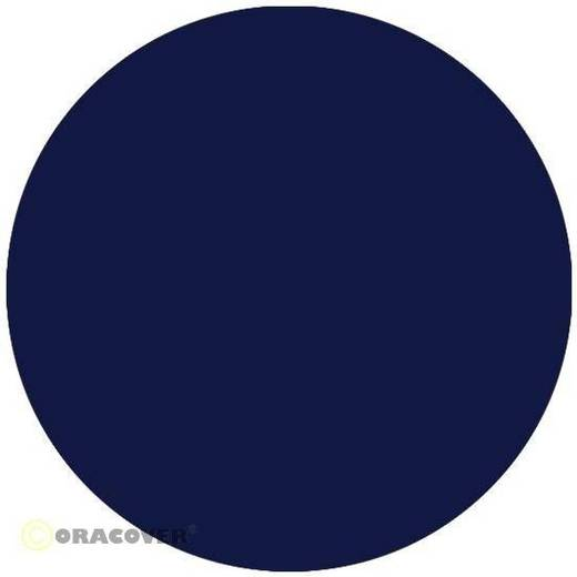 Oracover Oralight 31-052-010 Strijkfolie (l x b) 10 m x 60 cm Donkerblauw