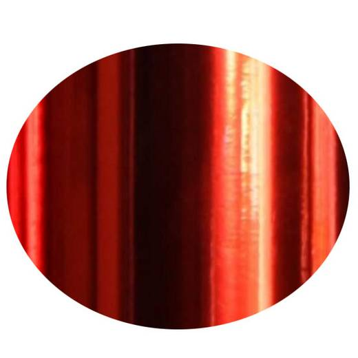 Strijkfolie Oracover 21-093-002 (l x b) 2000 mm x 600 mm Chroom-rood
