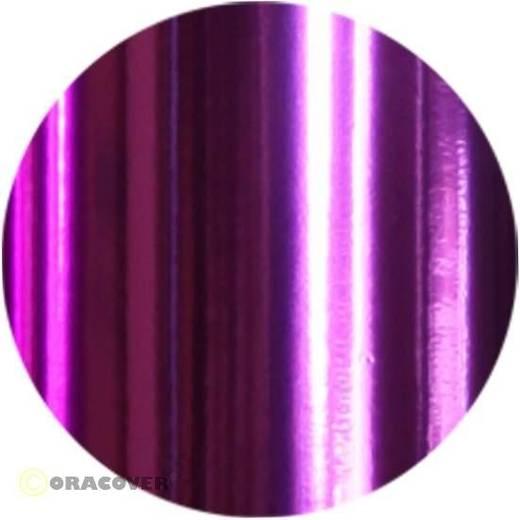 Oracover Oratrim 27-096-002 Decoratiestrepen (l x b) 2000 mm x 95 mm Chroom-paars