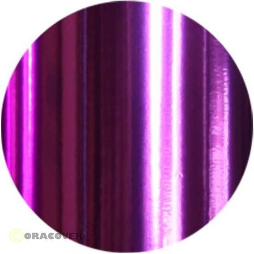 Oracover Oratrim 27-096-005 Decoratiestrepen (l x b) 5000 mm x 95 mm Chroom-paars