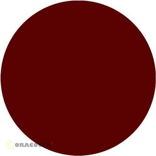 Oracover Oratrim 27-220-005 Decoratiestrepen (l x b) 5 m x 9.5 cm Schaal-rood