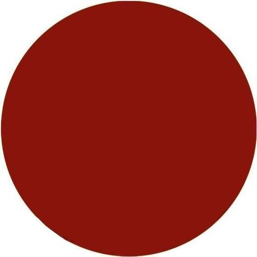 Sierstroken Oracover Oraline 26-223-006 (l x b) 15000 mm x 6 mm Schaal-ferrarirood
