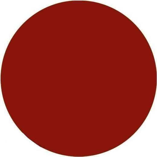 Strijkfolie Oracover 22-023-010 (l x b) 10000 mm x 600 mm Schaal-ferrarirood