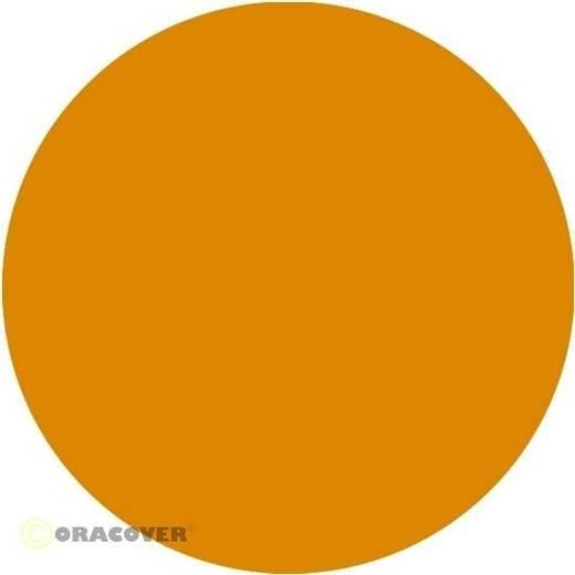 Strijkfolie Oracover 22-032-010 (l x b) 10000 mm x 600 mm Schaal-goudgeel