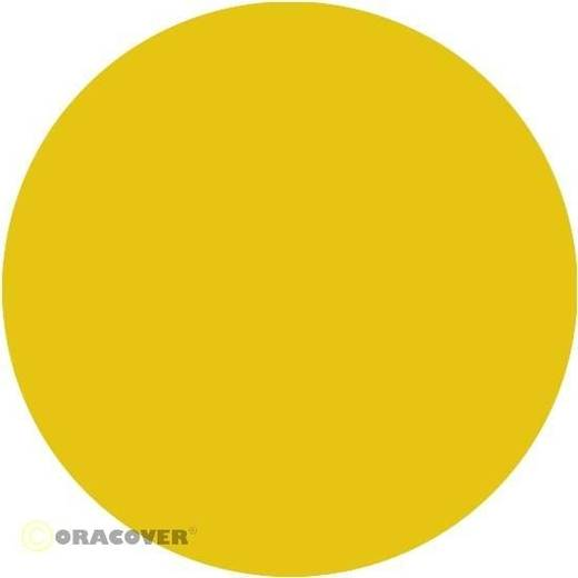 Oracover Easyplot 64-033-010 Plotterfolie (l x b) 10 m x 38 cm Schaal-geel