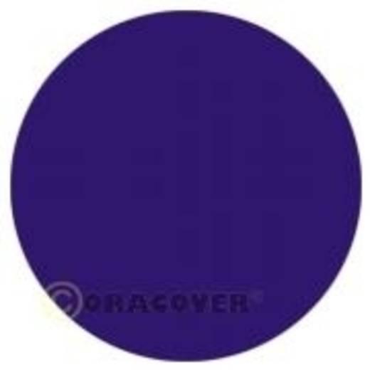 Strijkfolie Oracover 28-084-002 (l x b) 2000 mm x 600 mm Koningsblauw-lila