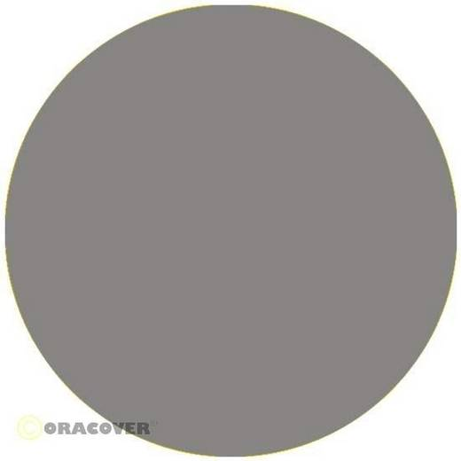 Strijkfolie Oracover 21-011-002 (l x b) 2000 mm x 600 mm Lichtgrijs