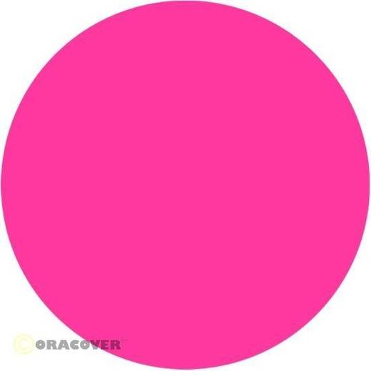 Sierstroken Oracover Oraline 26-014-003 (l x b) 15000 mm x 3 mm Neon-roze (fluorescerend)