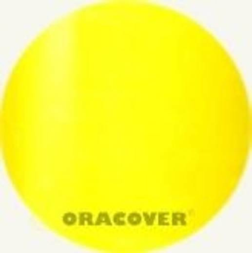 Oracover Easyplot 82-039-010 Plotterfolie (l x b) 10000 mm x 200 mm Transparant geel
