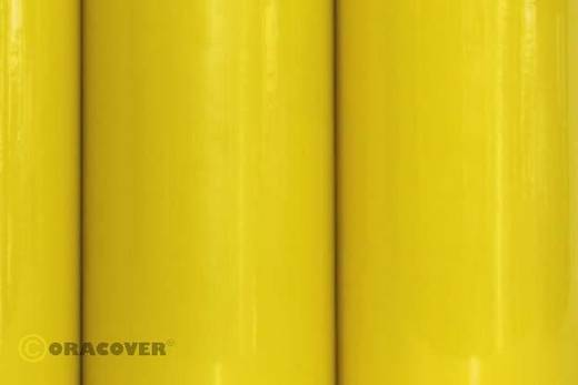 Oracover Easyplot 80-039-010 Plotterfolie (l x b) 10000 mm x 600 mm Transparant geel