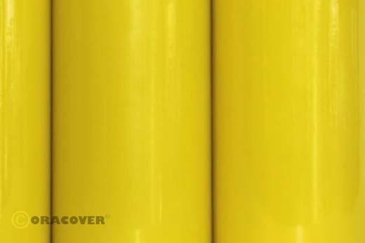 Oracover Easyplot 83-039-010 Plotterfolie (l x b) 10000 mm x 300 mm Transparant geel