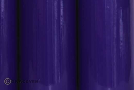 Oracover Easyplot 82-074-010 Plotterfolie (l x b) 10000 mm x 200 mm Transparant blauw-lila