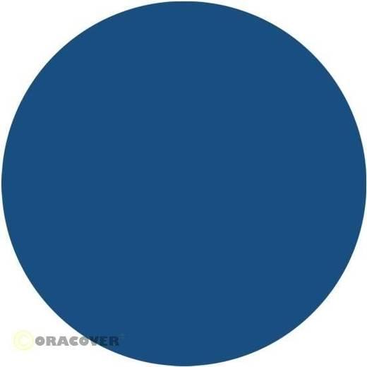 Strijkfolie Oracover 321-059-010 Air Outdoor (l x b) 10000 mm x 600 mm Blauw (transparant)