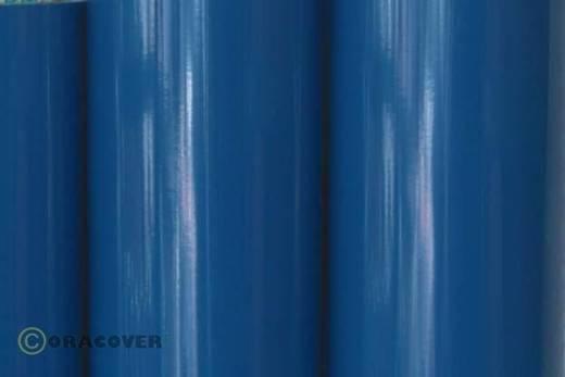 Oracover Easyplot 80-059-010 Plotterfolie (l x b) 10000 mm x 600 mm Transparant blauw