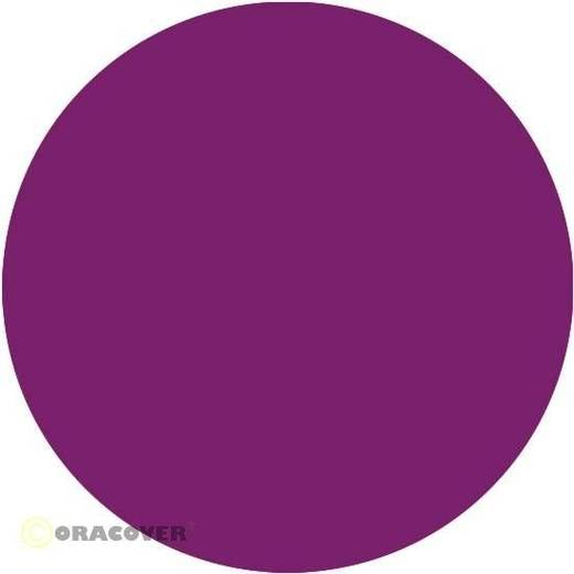 Strijkfolie Oracover 321-058-010 Air Outdoor (l x b) 10000 mm x 600 mm Violet (transparant)