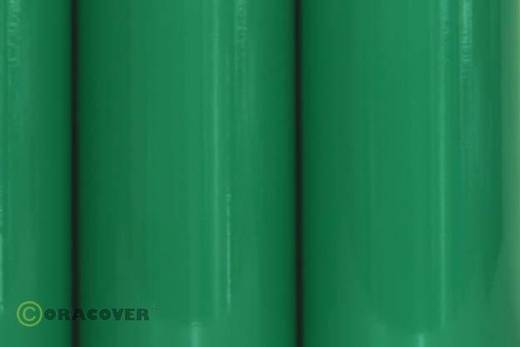 Oracover Easyplot 82-075-010 Plotterfolie (l x b) 10000 mm x 200 mm Transparant groen