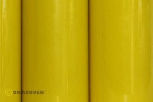 Oracover Easyplot 60-033-010 Plotterfolie (l x b) 10 m x 60 cm Schaal-geel