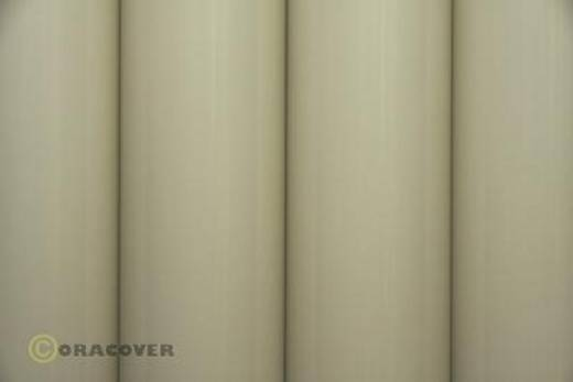 Strijkfolie Oracover 21-012-010 (l x b) 10000 mm x 600 mm Cream
