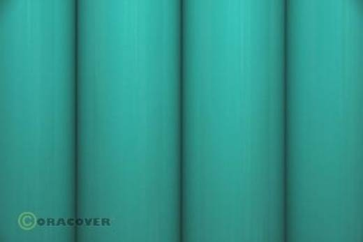 Strijkfolie Oracover 21-017-002 (l x b) 2000 mm x 600 mm Turquoise