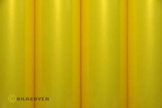 Strijkfolie Oracover 21-036-010 (l x b) 10000 mm x 600 mm Parelmoer geel