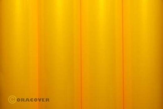 Strijkfolie Oracover 21-037-010 (l x b) 10000 mm x 600 mm Parelmoer goudgeel