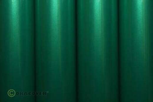 Strijkfolie Oracover 21-047-002 (l x b) 2000 mm x 600 mm Parelmoer groen