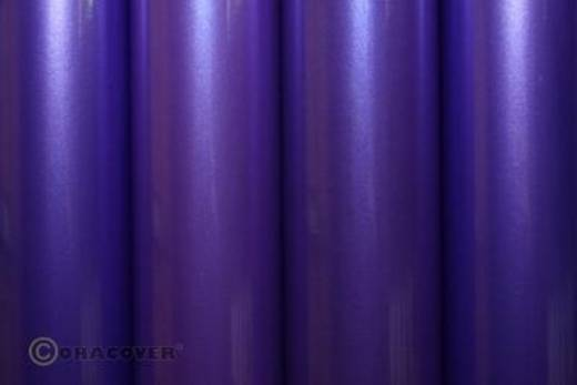 Strijkfolie Oracover 21-056-002 (l x b) 2000 mm x 600 mm Parelmoer lila