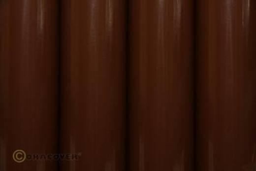 Strijkfolie Oracover 21-081-010 (l x b) 10000 mm x 600 mm Reebruin