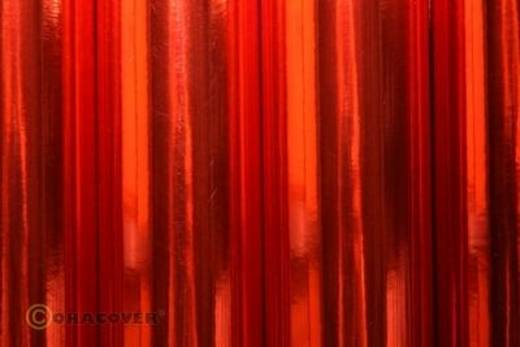 Strijkfolie Oracover 21-093-002 (l x b) 2 m x 60 cm Chroom-rood