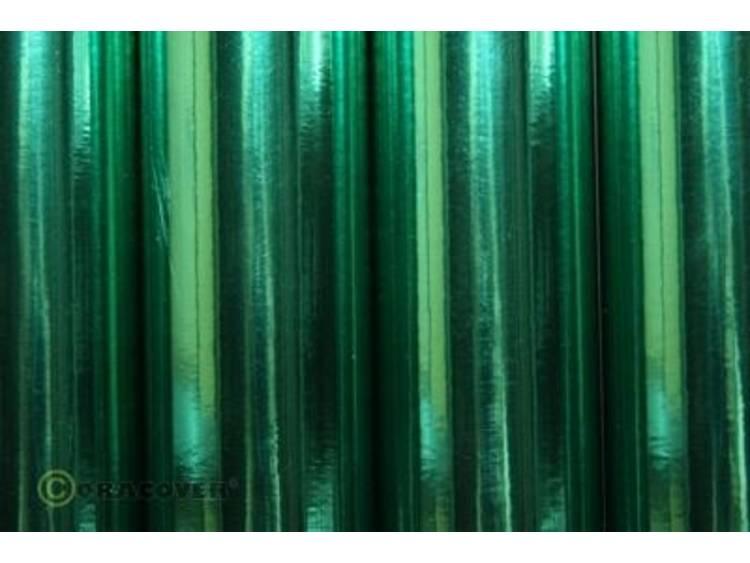 Strijkfolie Oracover 21-103-010 (l x b) 10 m x 60 cm Chroom-groen