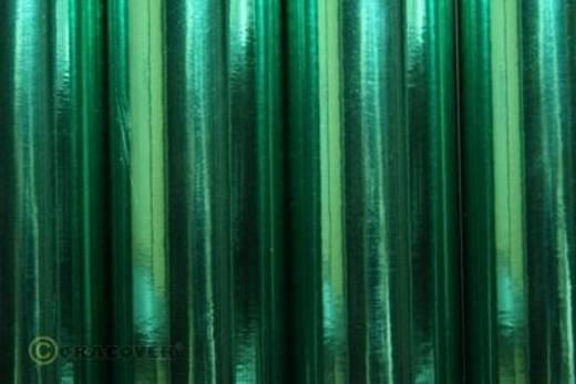 Strijkfolie Oracover 321-103-010 Air Medium (l x b) 10000 mm x 600 mm Chroom-groen