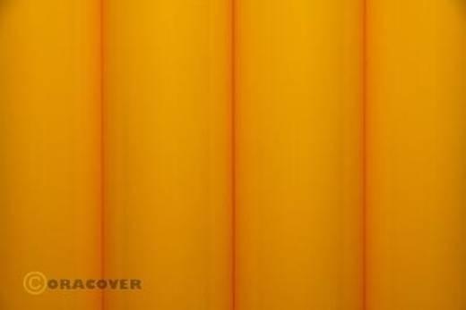 Oracover Orastick 25-030-010 Plakfolie (l x b) 10000 mm x 600 mm Cub-geel