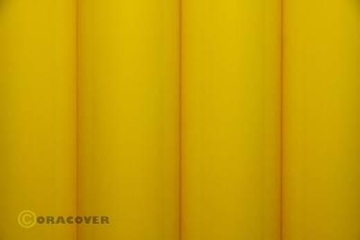 Oracover Orastick 25-033-002 Plakfolie (l x b) 2000 mm x 600 mm Cadmium-geel