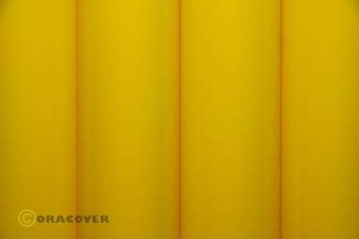 Oracover Orastick 25-033-010 Plakfolie (l x b) 10000 mm x 600 mm Cadmium-geel