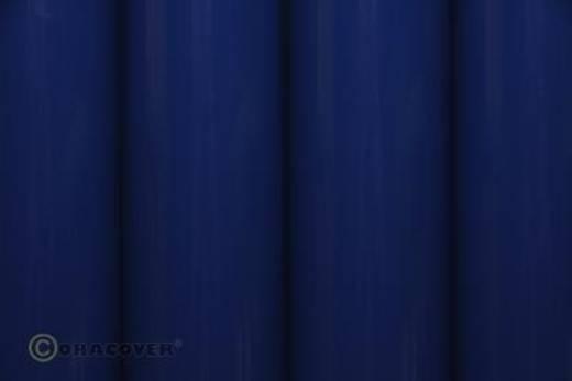 Oracover Oralight 31-052-010 Strijkfolie (l x b) 10000 mm x 600 mm Donkerblauw