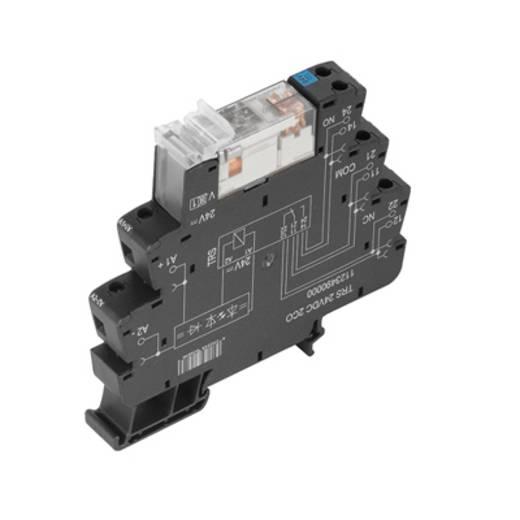 Koppelrelais 10 stuks 60 V/DC, 60 V/AC 8 A 2