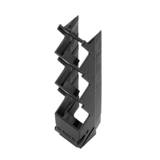 Weidmüller CH20M22 S PPP BK DIN-rail-behuizing zijkant 105.49 x 22.5 x 22.83 10 stuks