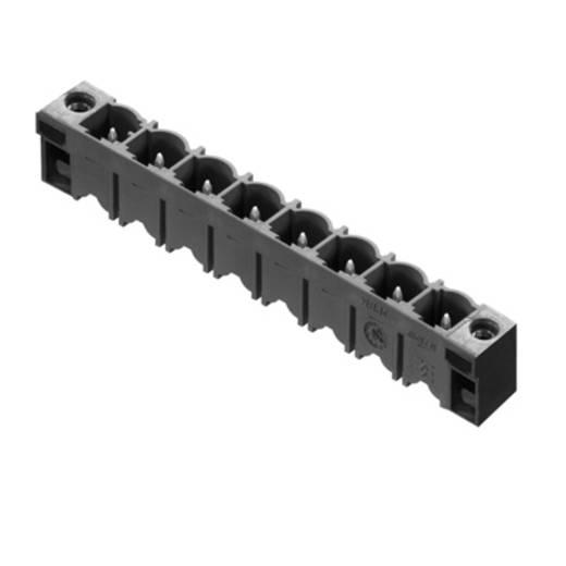 Connectoren voor printplaten SL 7.62HP/04/180F 3.2 SN BK BX Weidmüller Inhoud: 100 stuks