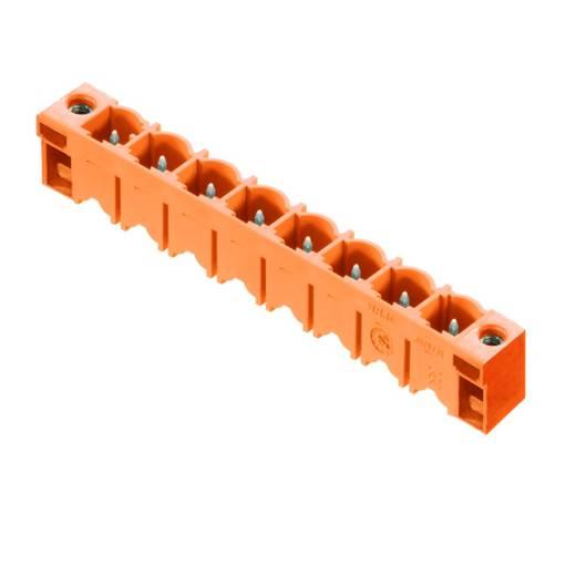 Connectoren voor printplaten SL 7.62HP/10/180F 3.2 SN OR BX Weidmüller Inhoud: 50 stuks