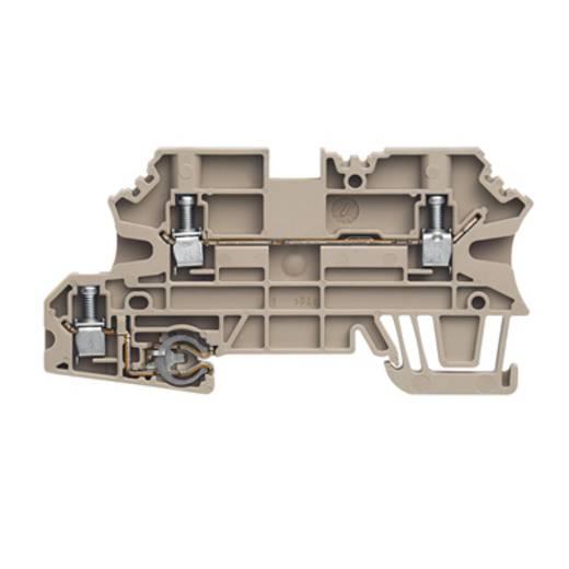 Randaarde-serieklem WMF 2.5 PE 1143060000 Weidmüller 50 stuks