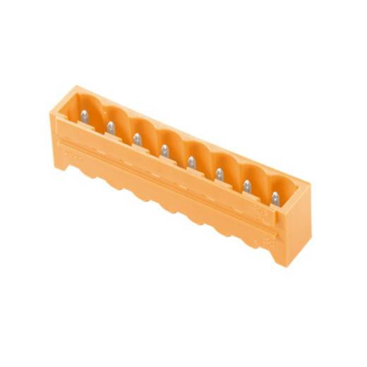 Connectoren voor printplaten SL 5.08HC/24/180G 3.2SN BK BX Weidmüller Inhoud: 20 stuks