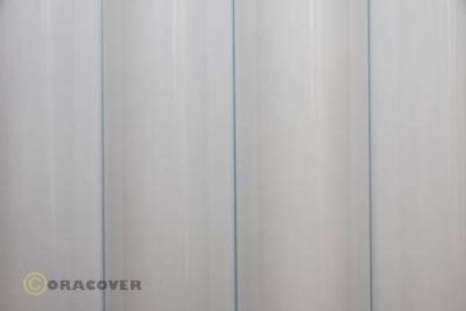 Strijkfolie Oracover 22-010-002 (l x b) 2000 mm x 600 mm Schaal-wit