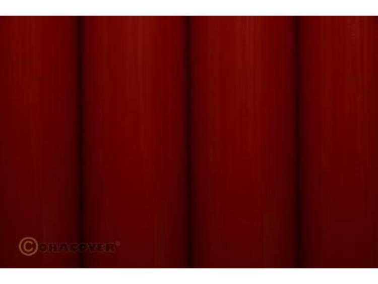 Oracover Orastick 23 020 010 Plakfolie l x b 10 m x 60 cm Schaal rood