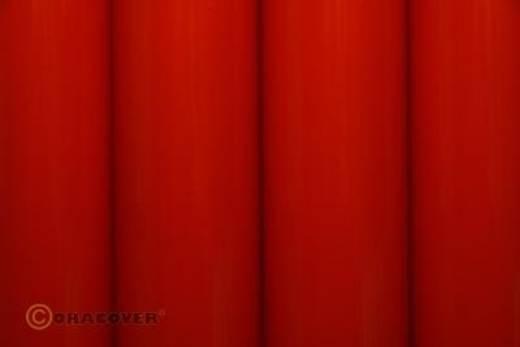 Strijkfolie Oracover 22-022-010 (l x b) 10000 mm x 600 mm Schaal-lichtrood