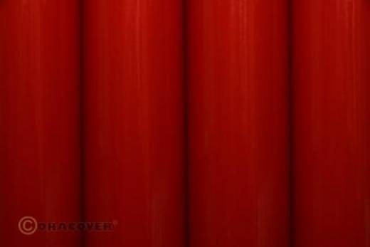 Oracover Orastick 23-023-010 Plakfolie (l x b) 10000 mm x 600 mm Schaal-ferrarirood